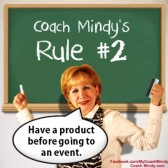 Coach Mindy's Rule #2