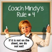 Coach Mindy's Rule #4