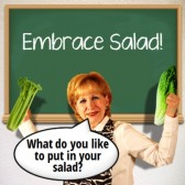 Embrace salad