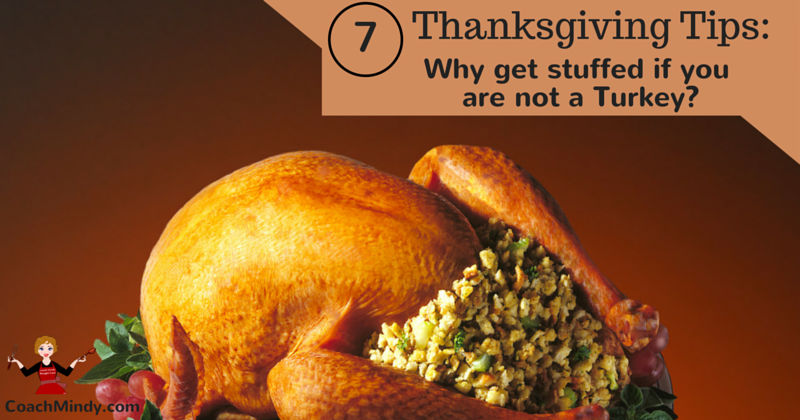 7 healthy tips for Thanksgiving