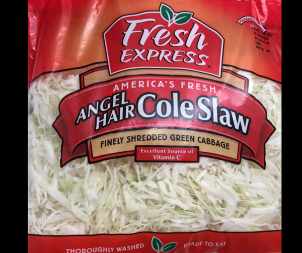 Angel Hair Cole Slaw