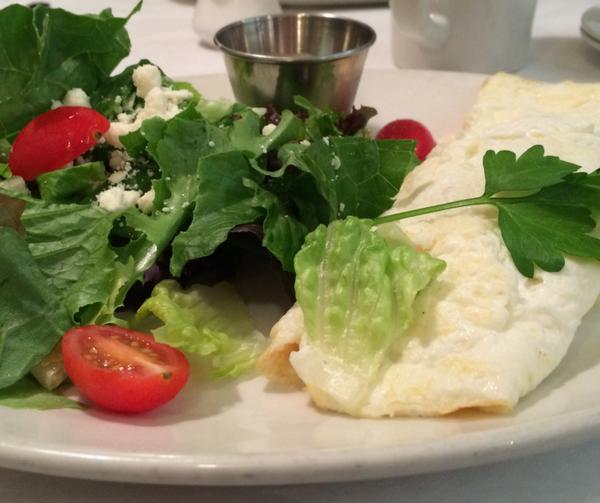 egg white omelte