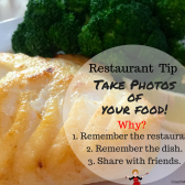 Take Photos Of Your Food