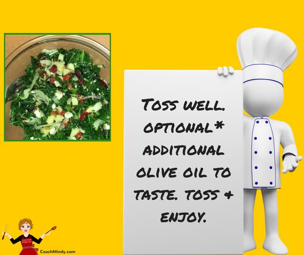 Lean Kale Salad Recipes  - step 14