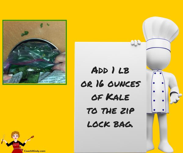 Lean Kale Salad Recipes  - step 3