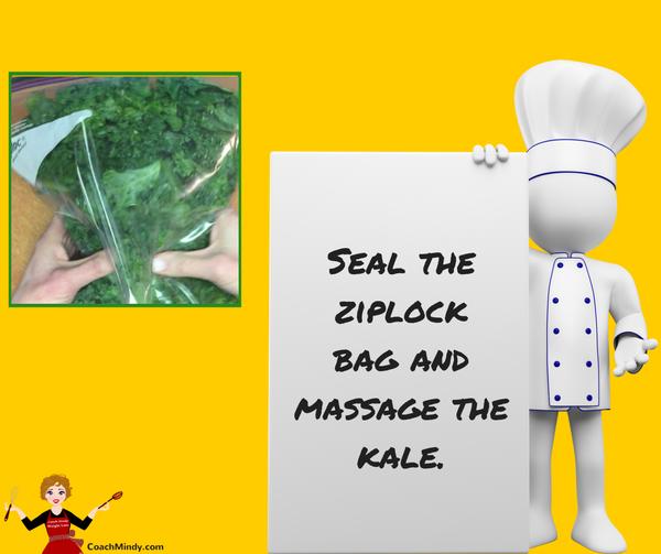 Lean Kale Salad Recipes  - step 4