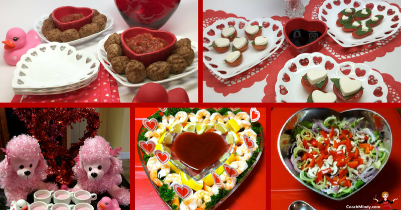 5 Quick, Easy, and Fun Valentine's Day Food Ideas